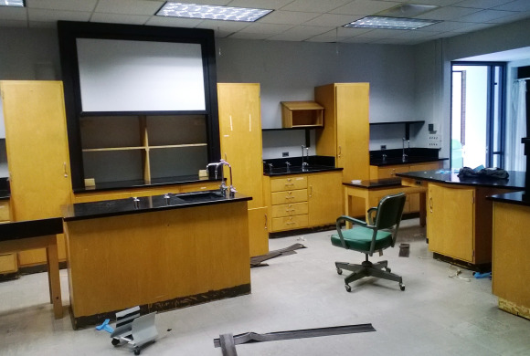 Lorain County Community College – Science Labs